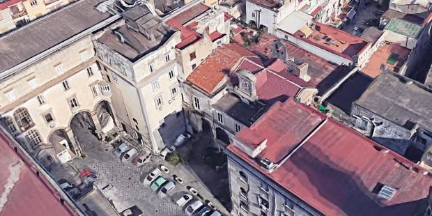 WEB2-NAPLES-HOPITAL DES INCURABLES-GOOGLE STREET VIEW