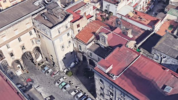 WEB2-NAPLES-HOPITAL DES INCURABLES-GOOGLE STREET VIEW
