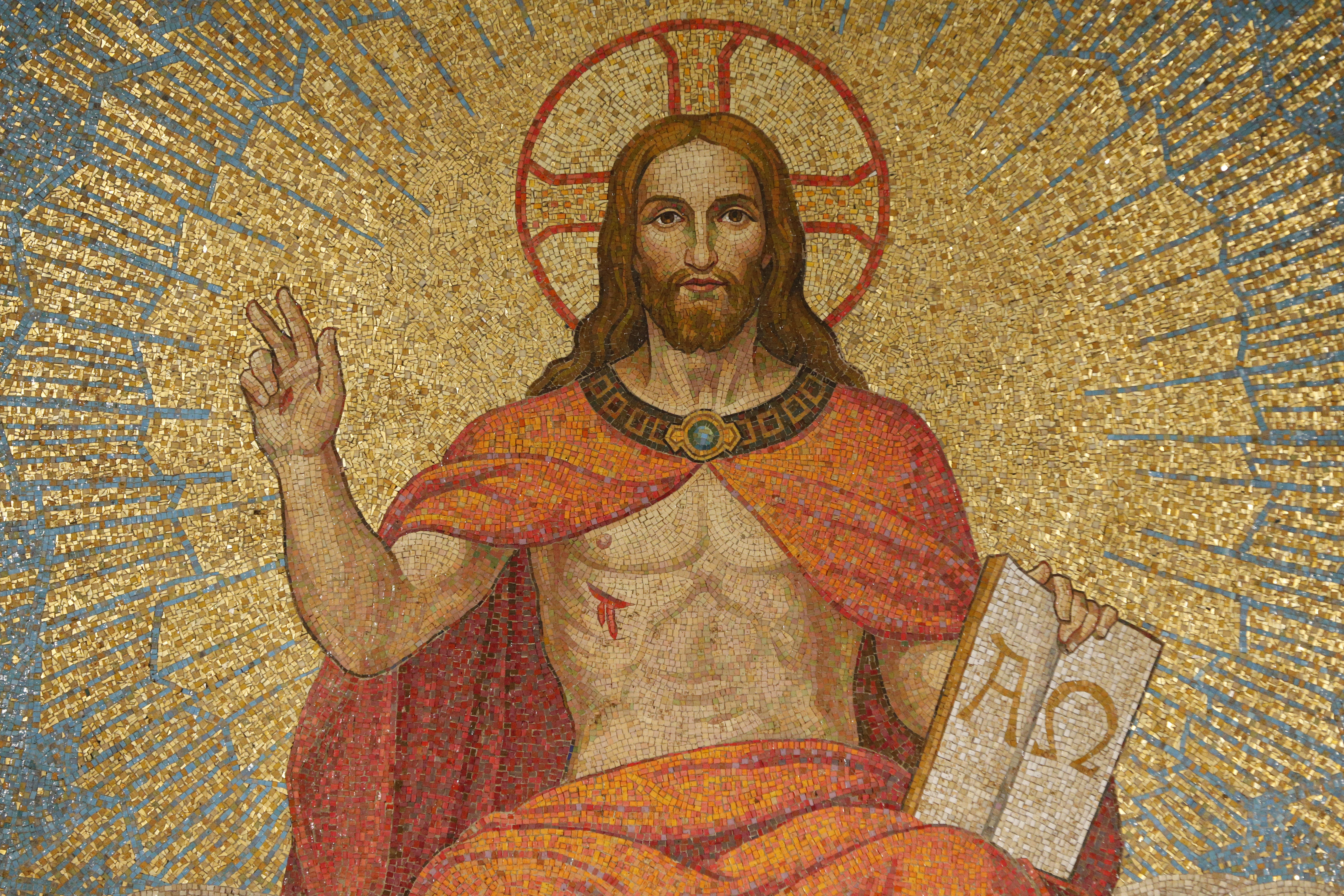 christ en majesté
