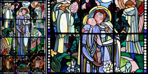 Maurice Denis la vierge au baiser