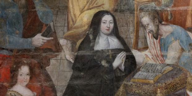 Marie-Madeleine de Rochechouart, abbesse de Fontevraud