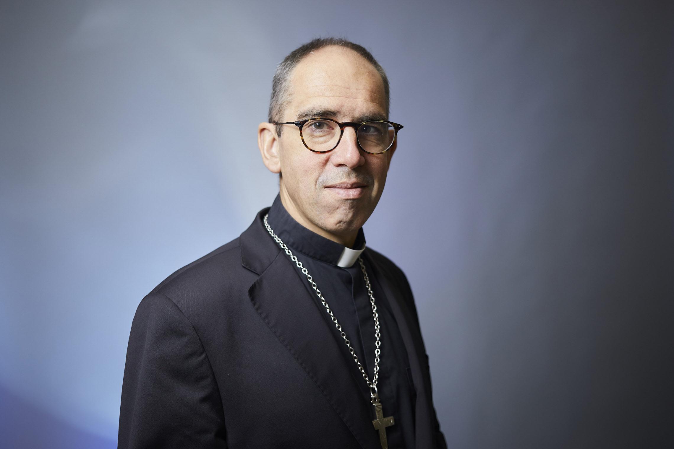 Monseigneur Matthieu Rougé