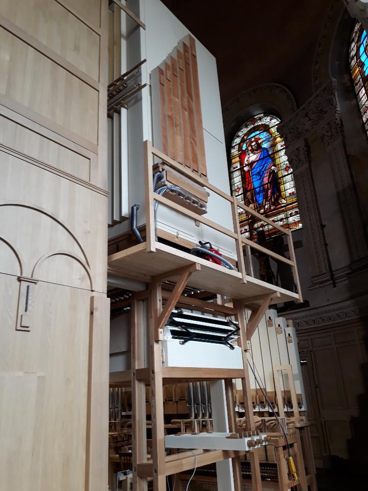 orgue corée