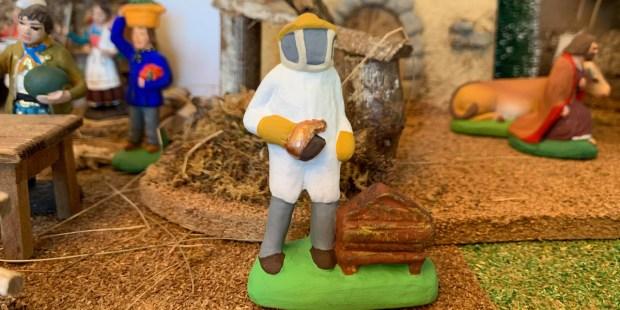 santon apiculteur