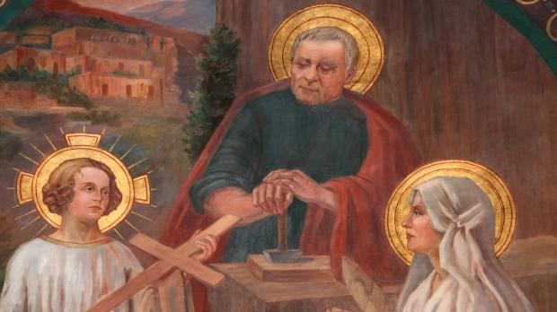 jésus charpentier