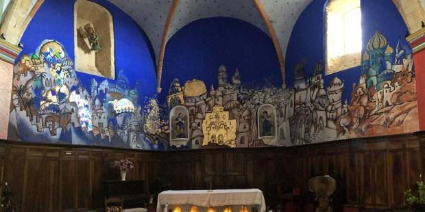L'église du Carla Bayle