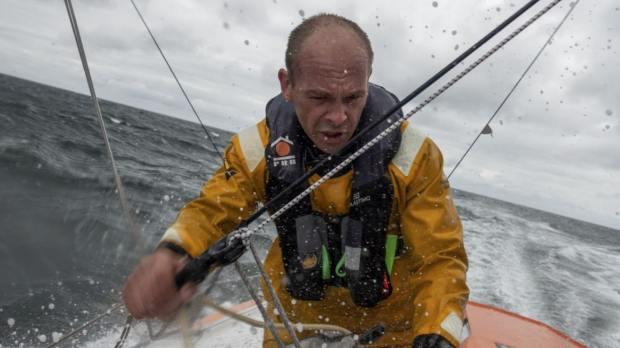 Sauvetage Kevin Escoffier Vendée Globe