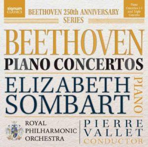 Elizabeth Sombart Concertos Beethoven