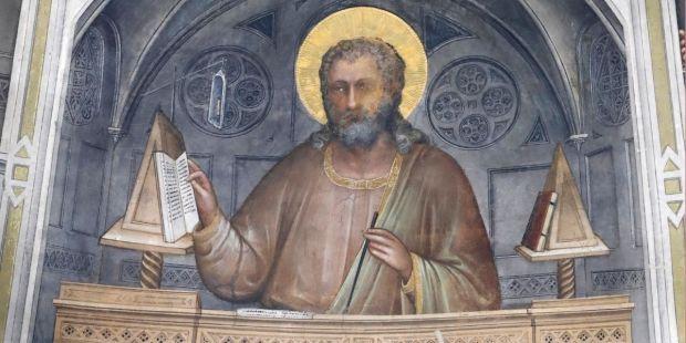 Saint Marc apôtre