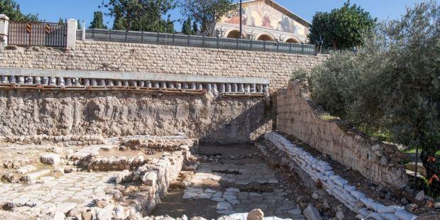 WEB2-ARCHEOLOGY-Gethsémani