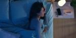femme qui dort paisiblement
