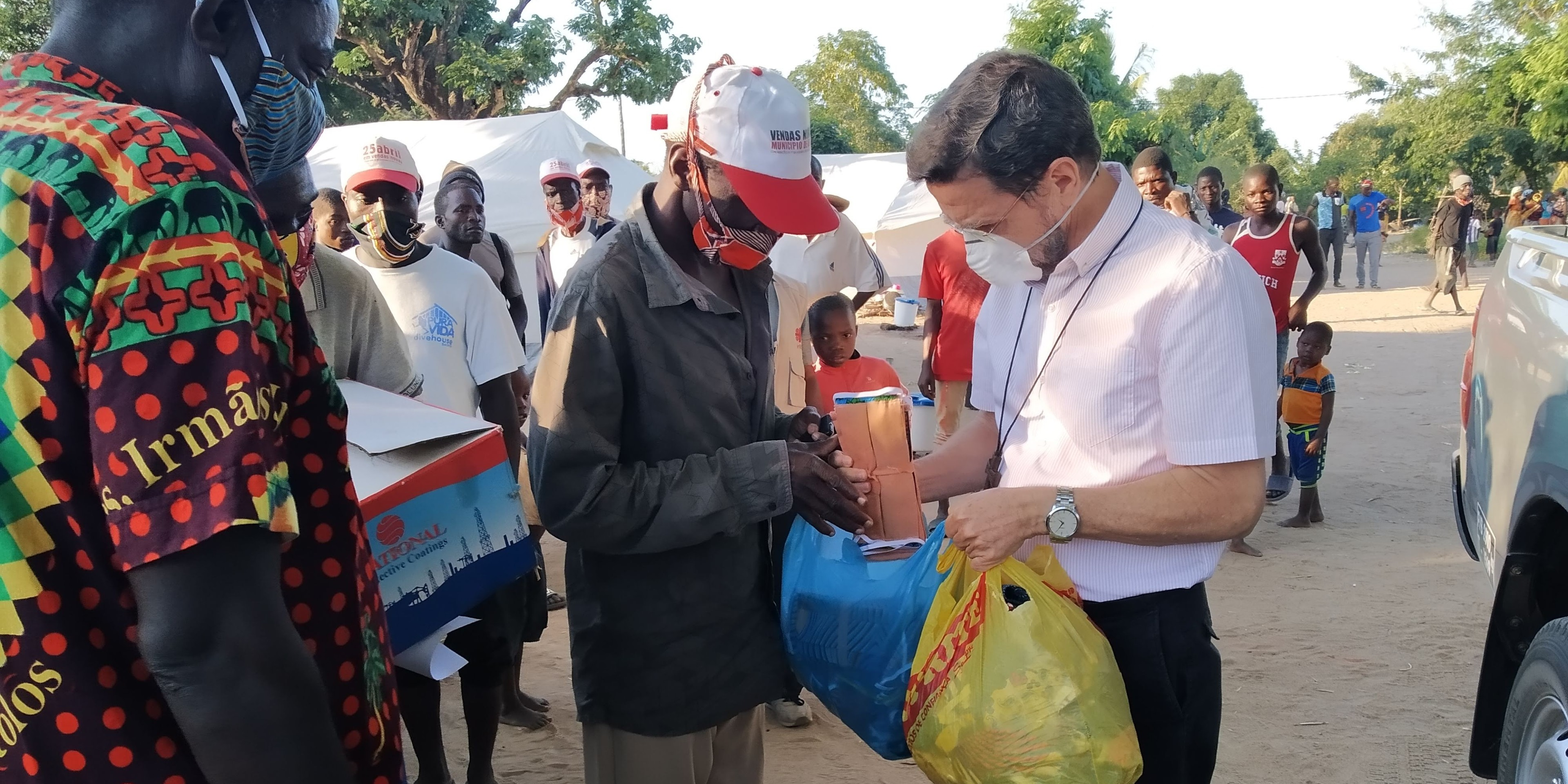 Le sort des chrétiens en 2020, beaucoup d'ombres et quelques lumières ACN-MOZAMBIQUE-20200825-104219