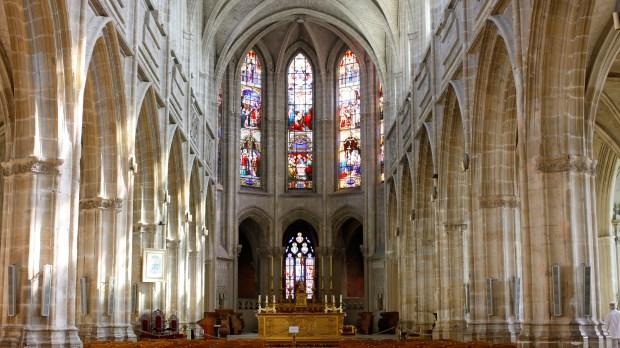 CATHEDRAL Saint-Louis.