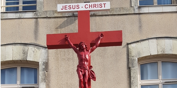 croix de pontmain