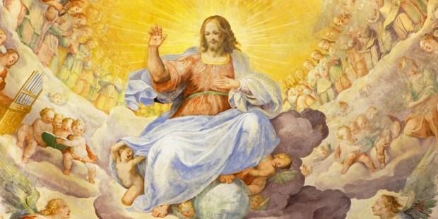 christ en gloire
