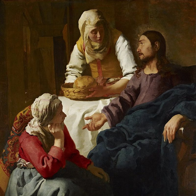Christ in the House of Bethany