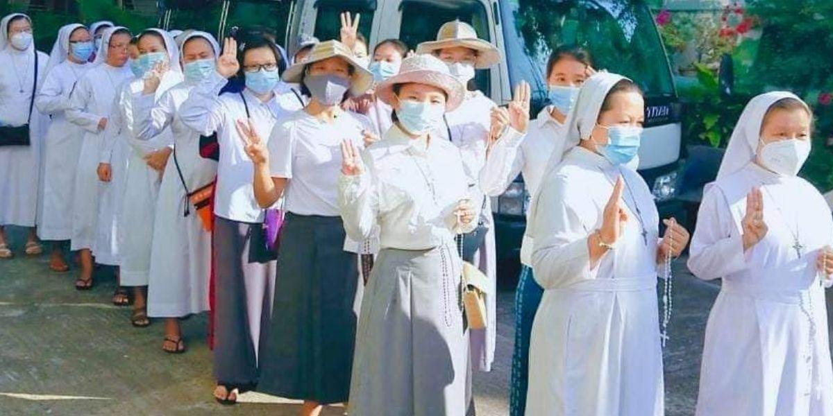 sœurs de Saint Joseph de l'Apparition birmanie