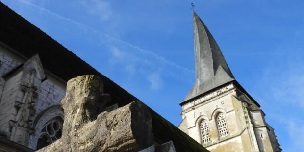 Eglise Saint-Omer de Verchin (Pas-de-Calais)