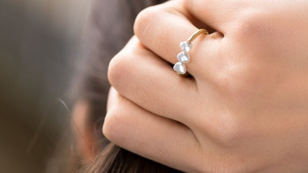 White Bird ring