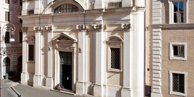 Diapo : basilique Saint-Apollinaire à Rome