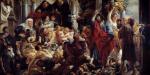 Jésus et les marchands du temple