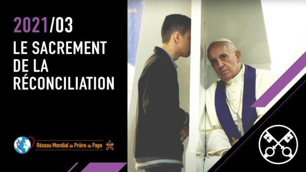 video du pape mars 2021