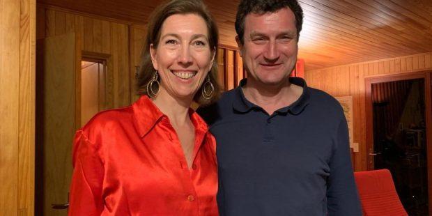 Guillaume et Dorota Andrieu
