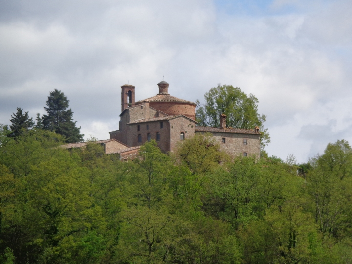 Rotonda della Spada chapel of St. Galgano