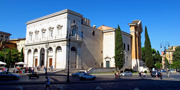 Diapo : le sanctuaire saint de Rome