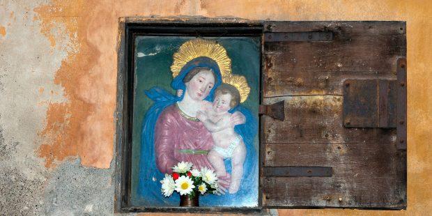 oratory Virgin Mary