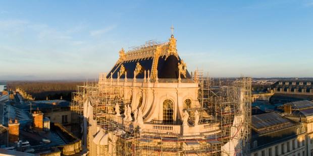 Chapelle royale Versailles