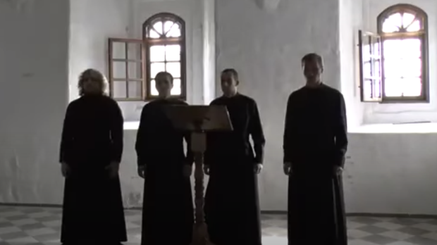CHANTEURS ORTHODOXES