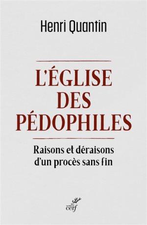 L'église des pédophiles