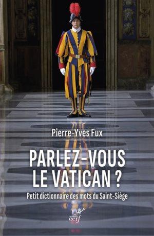 Parlez-vous le vatican