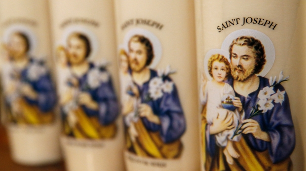 cierges saint joseph