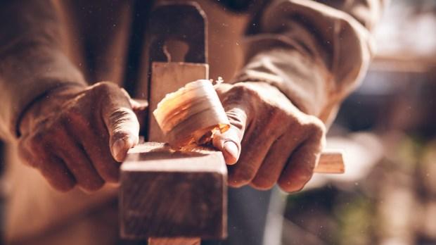 travailler de ses mains