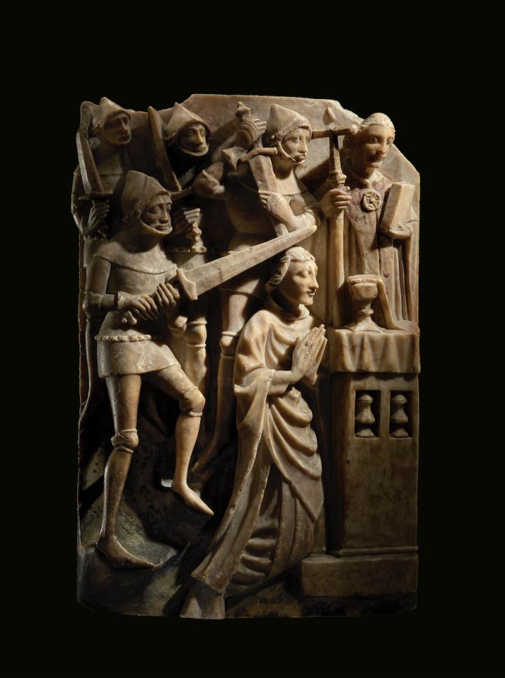 relief saint thomas Becket