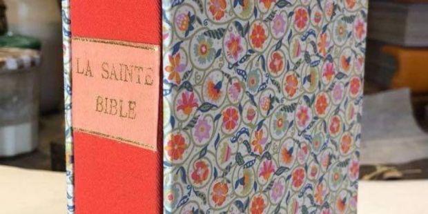 Bible de mariage Librisphaera