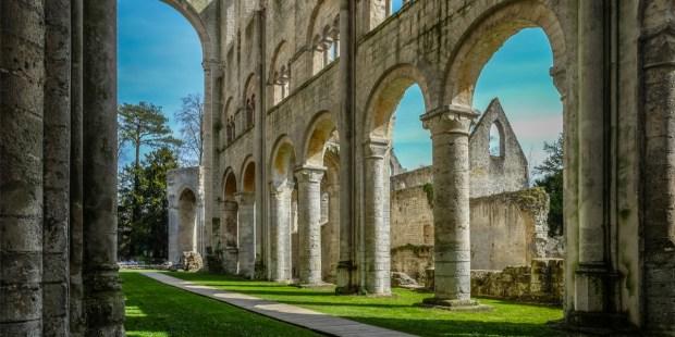 Diapo : les plus belles abbayes en ruines