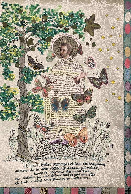 Collage St François d'Assise