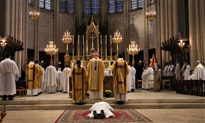ordination 2021