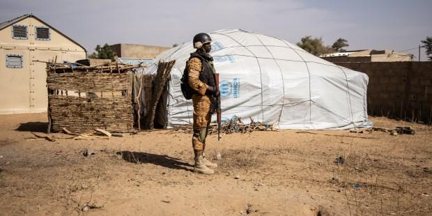 SOLDAT BURKINA FASO