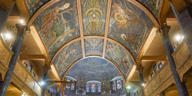 église saint blaise de vichy