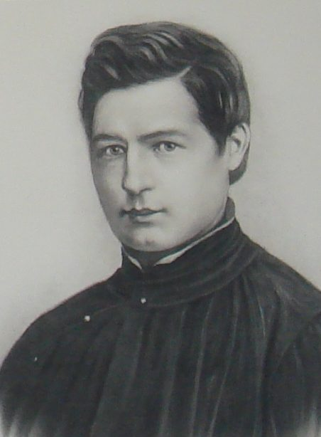 St Théophane Vénard martyr of Vietnam