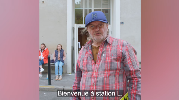 Vidéo association Lazare