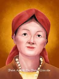 Agnès Le Thi Thanh martyr of Vietnam