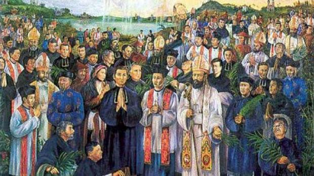 117 martyrs of Vietnam