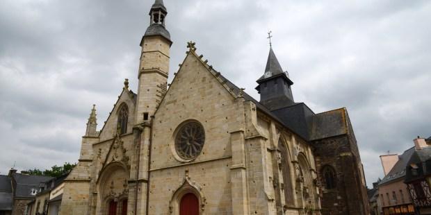Eglise Saint-gilles de Malestroit