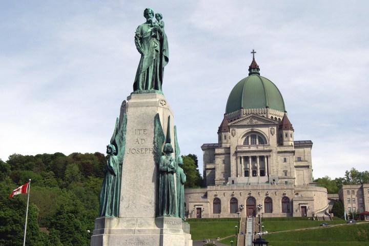 Oratory St Joseph Montreal