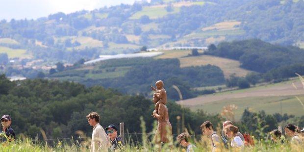 Grande marche saint Joseph